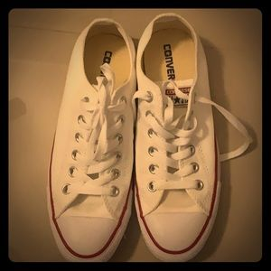 Converse shoes, never worn